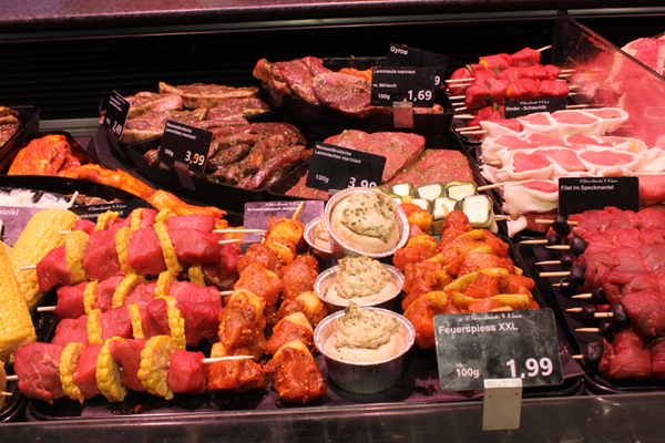 Fleisch In Bedienung Stanislawski Laas Rewe Center In Winterhude