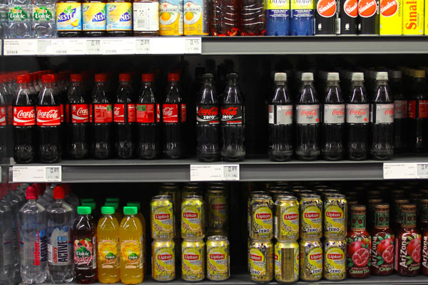 Getränkemarkt - Stanislawski & Laas - Rewe Center in Winterhude