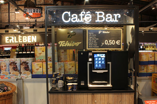 Cafe im Rewe-Center Stanislawski & Laas
